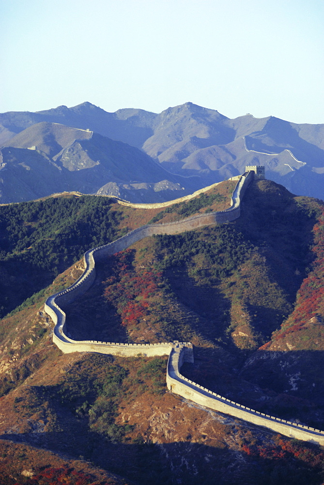 The Great Wall of China, UNESCO World Heritage Site, China, Asia