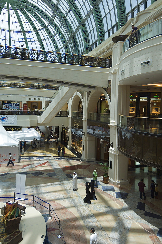 Mall of the Emirates, the largest shopping mall in Asia, Dubai, United Arab Emirates, Middle East