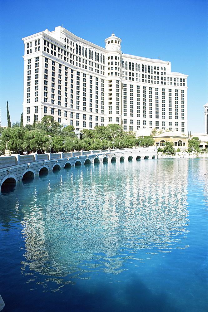 Hotel Bellagio, Las Vegas, Nevada, United States of America, North America - 478-3994