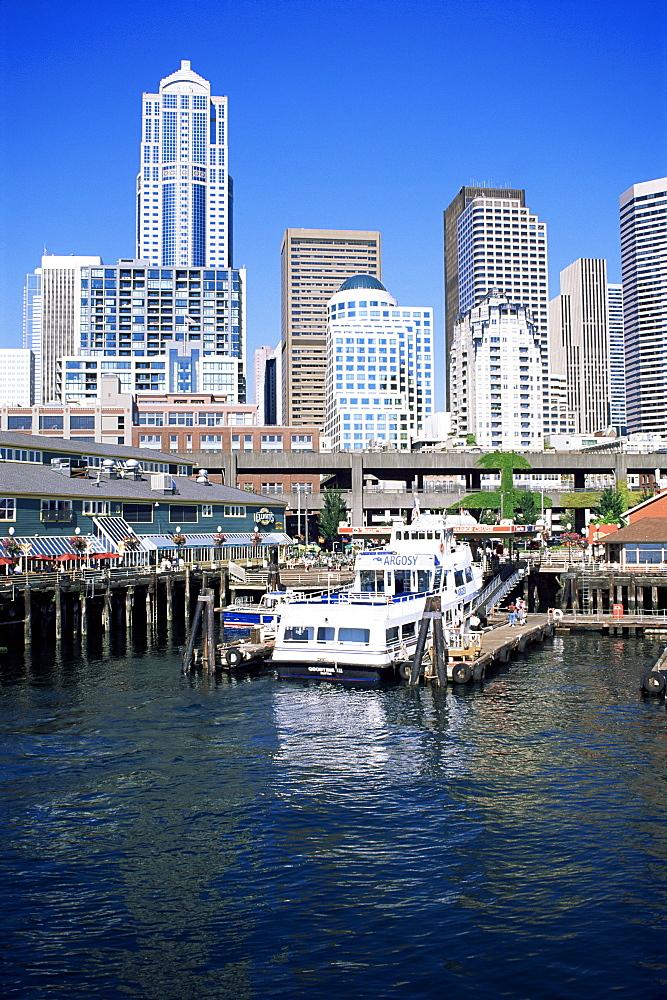Seattle, Washington state, United States of America, North America
