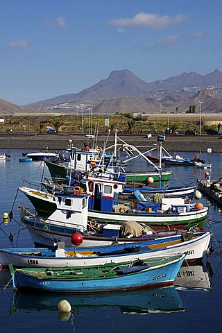 Las Galletas, Tenerife, Canary Islands, Spain, Atlantic, Europe