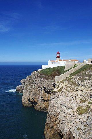 Cabo de Sao Vicente (Cape St. Vincent), Algarve, Portugal, Europe