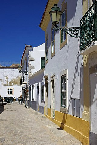 Old Town, Faro, Algarve, Portugal, Europe - 478-4749