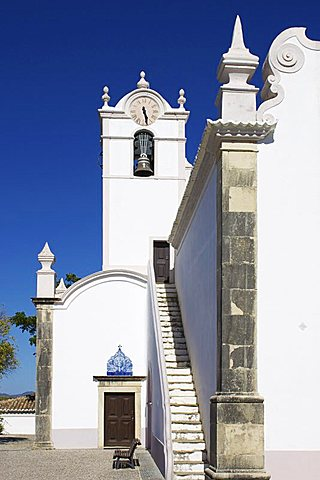 Sao Lourenco Church, Almancil, Algarve, Portugal, Europe