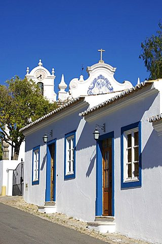 San Lourenco Church, Almancil, Algarve, Portugal, Europe - 478-4755
