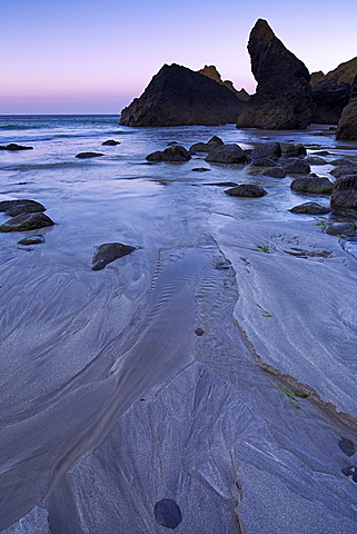 Kynance Cove, The Lizard, Cornwall, England, United Kingdom, Europe - 478-4940