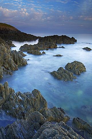 Morte Point, Devon, England, United Kingdom, Europe