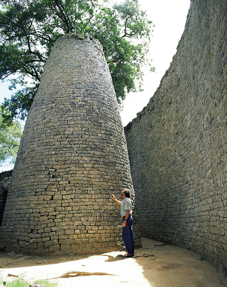 Great Zimbabwe, UNESCO World Heritage Site, Zimbabwe, Africa