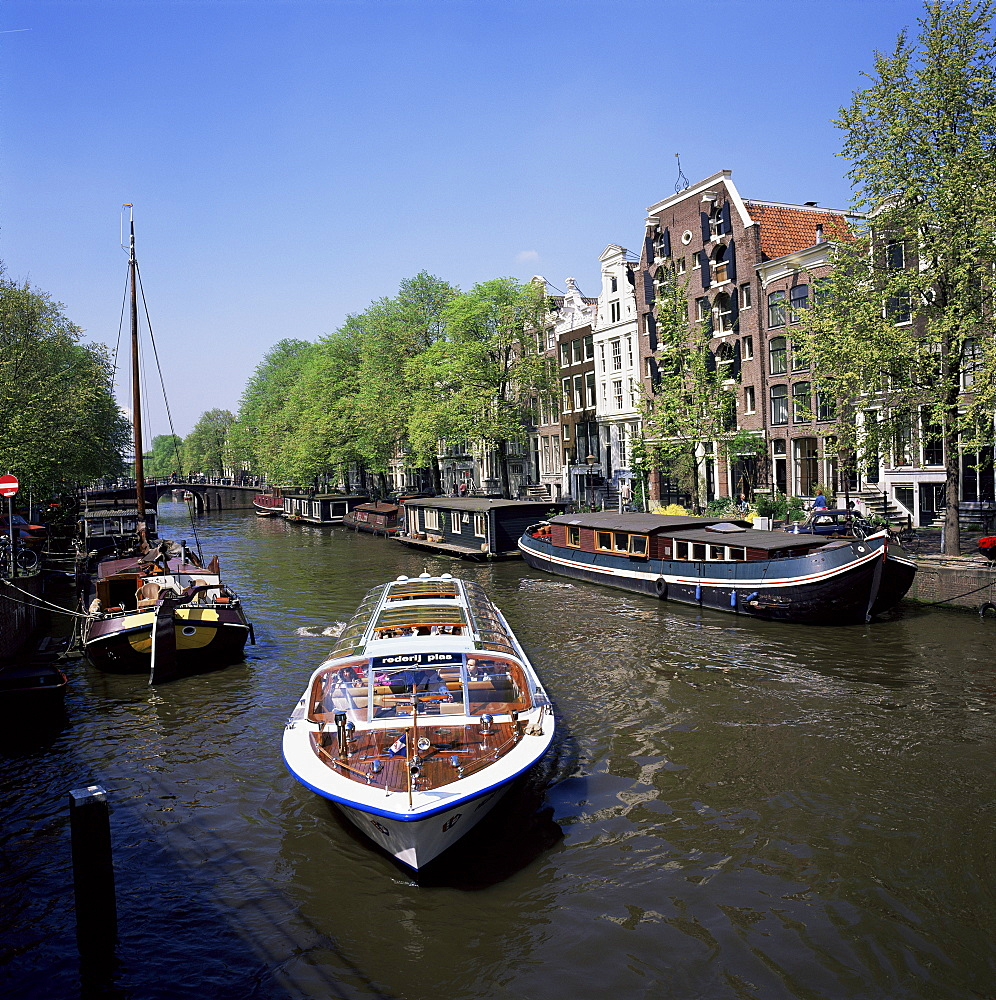 Brouwers Gracht, Amsterdam, Holland, Europe