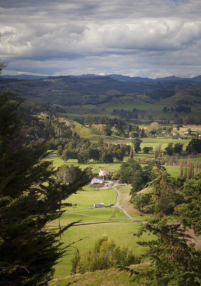 Turakina Valley near Whanganui, New Zealand, Pacific
