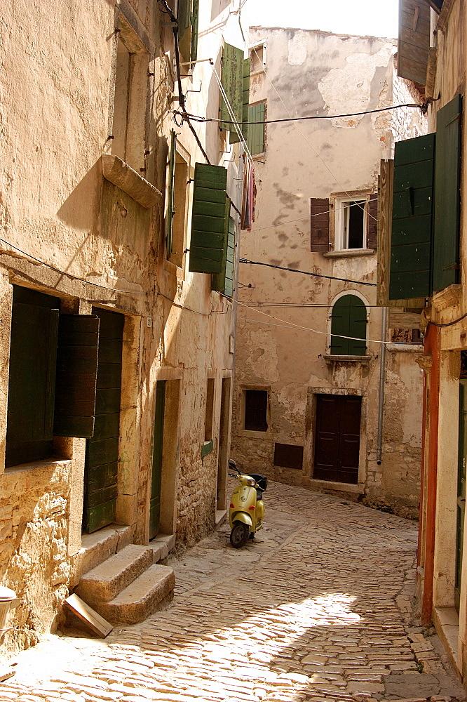 Rovinj - old town, Istria, Croatia