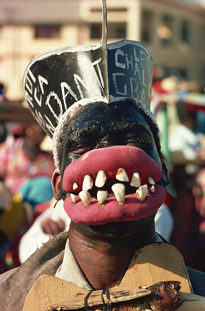 Carnival, Port au Prince, Haiti, West Indies, Central America