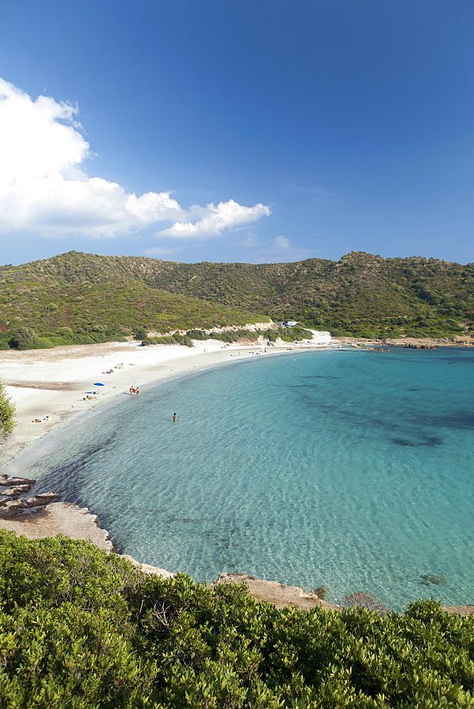 Costa del Sud, near Chia, Cagliari Province, Sardinia, Italy, Mediterranean, Europe - 526-3799