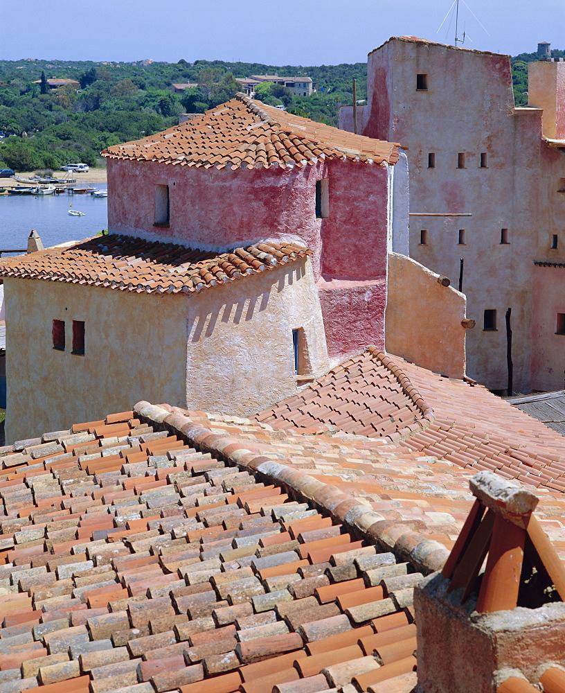 Hotel Cala di Volpe, Porto Cervo, Costa Smeralda, Sardinia, Italy, Europe - 627-1041