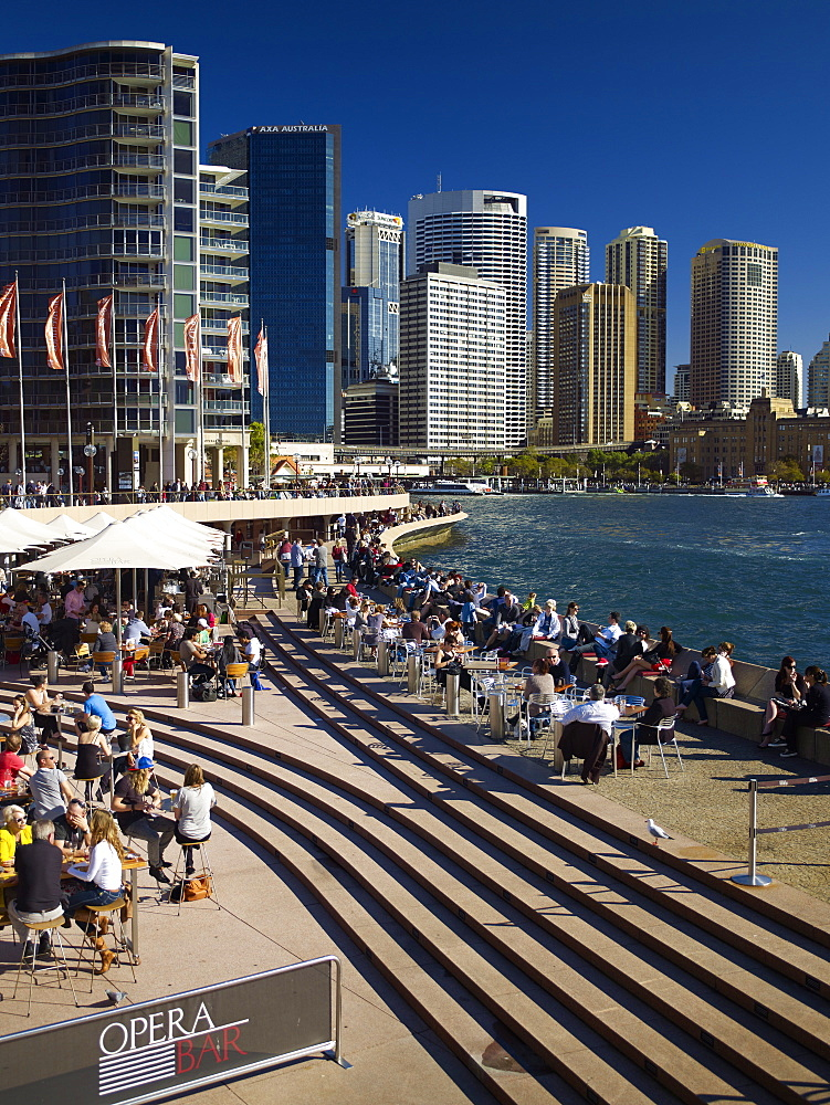 Circular Quay, Sydney, New South Wales, Australia, Pacific - 627-1267