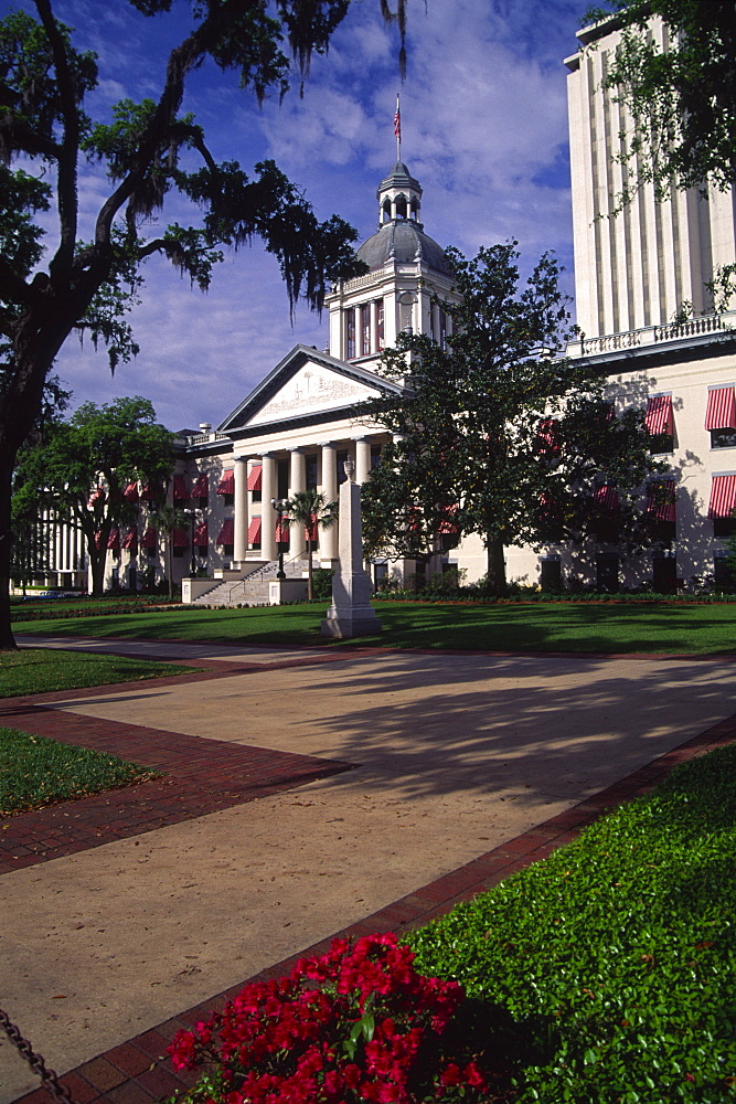 State Capitol Bldg., Tallahassee, Florida