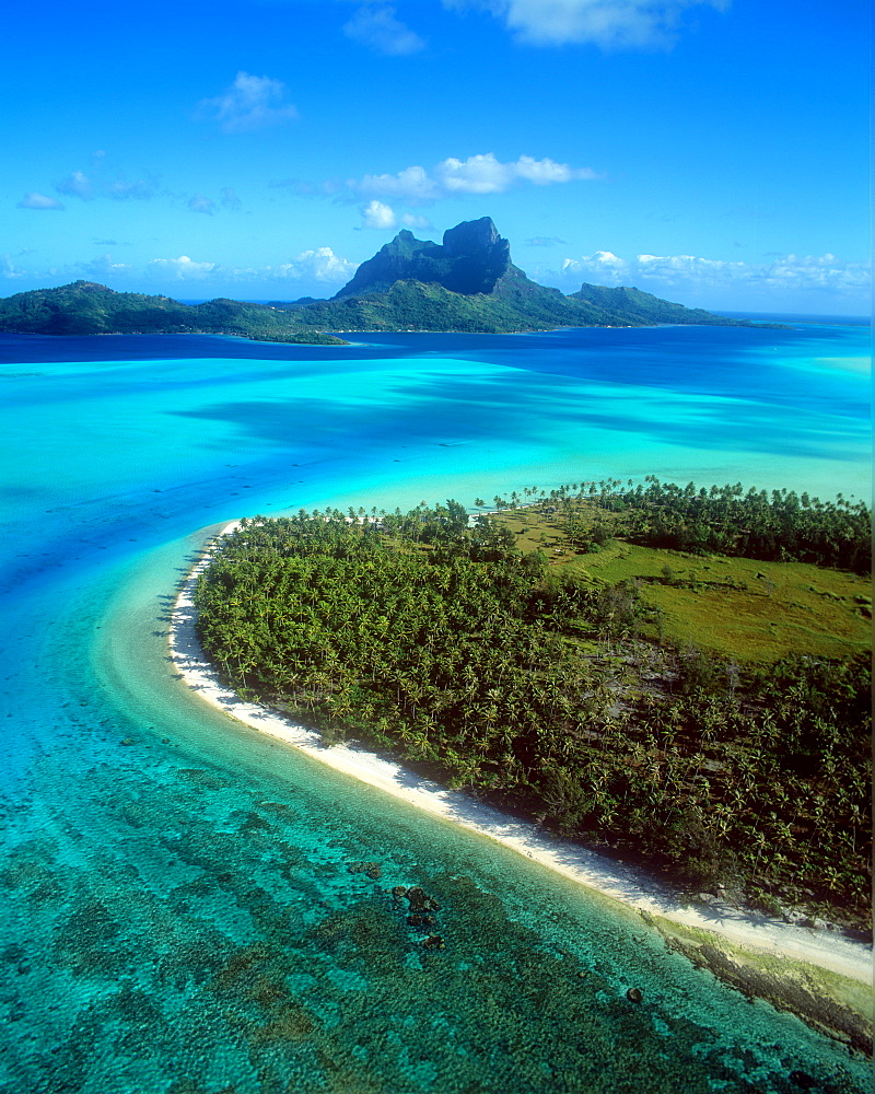 Bora Bora, Society Islands, French Polynesia, Pacific