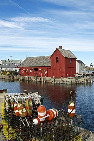 Rockport, Massachusetts, New England, United States of America, North America