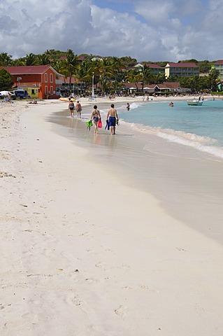 Pineapple Beach Club, Long Bay, Antigua, Leeward Islands, West Indies, Caribbean, Central America