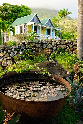 The Hermitage, Nevis, St. Kitts and Nevis, Leeward Islands, West Indies, Caribbean, Central America