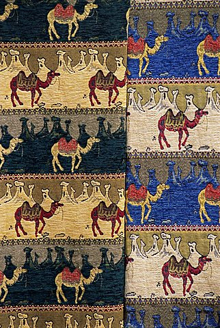 Camel blanket, Goreme, Cappadocia, Anatolia, Turkey, Asia Minor, Asia - 641-5292