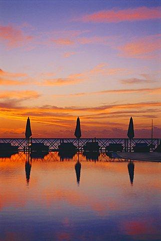 Swimming Pool, Maritim Hotel, Mauritius - 645-466
