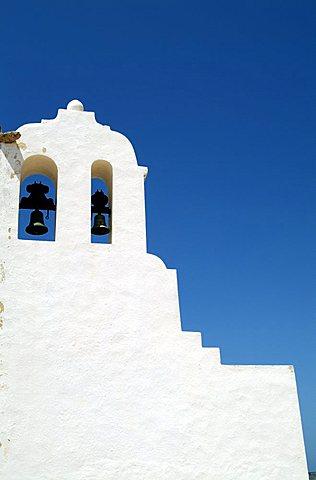 Nossa Senhora da Graca, Our Lady of Grace Chapel, 16th century, within the walls of the Fortaleza de Sagres, Cape St. Vincent, Algarve, Portugal