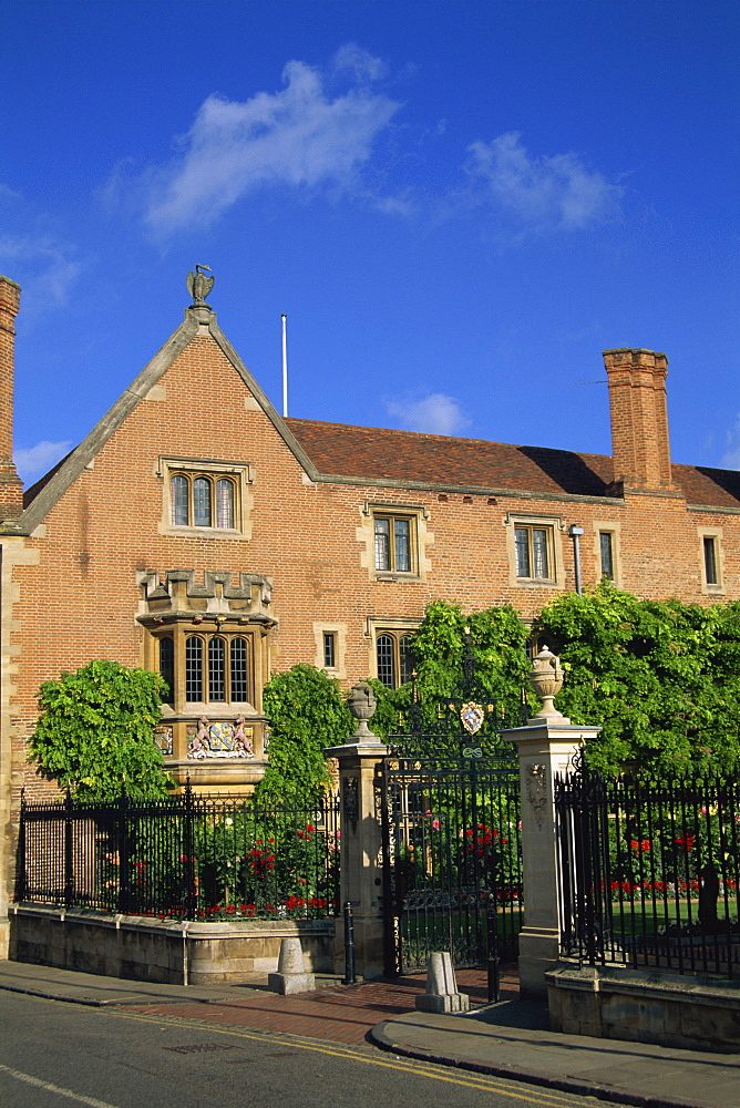 Magdalene College, Cambridge, Cambridgeshire, England, United Kingdom, Europe