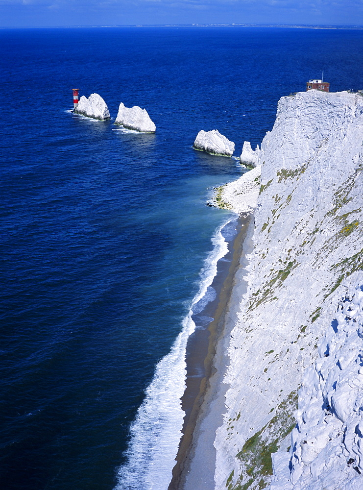 The Needles, Isle of Wight, UK