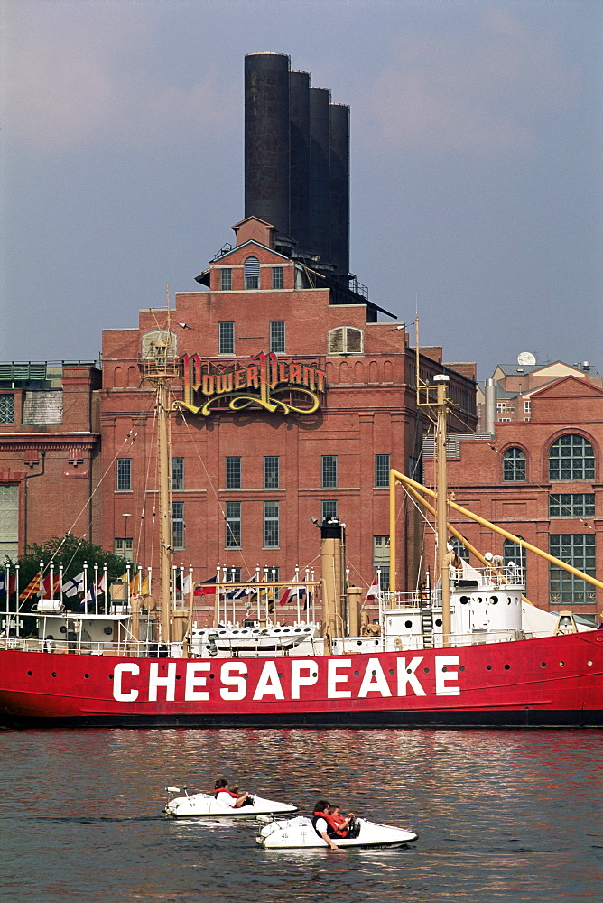 Chesapeake Bay, Baltimore, Maryland, United States of America, North America