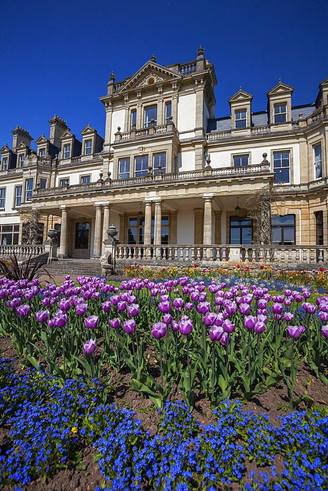 Dyffryn House, Dyffryn Gardens, Vale of Glamorgan, Wales, United Kingdom, Europe - 696-767