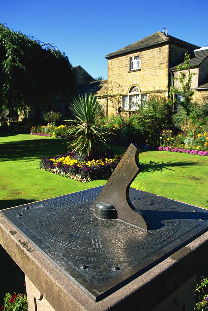 Bath Gardens, Bakewell, Derbyshire, Peak District National Park, England, United Kingdom, Europe