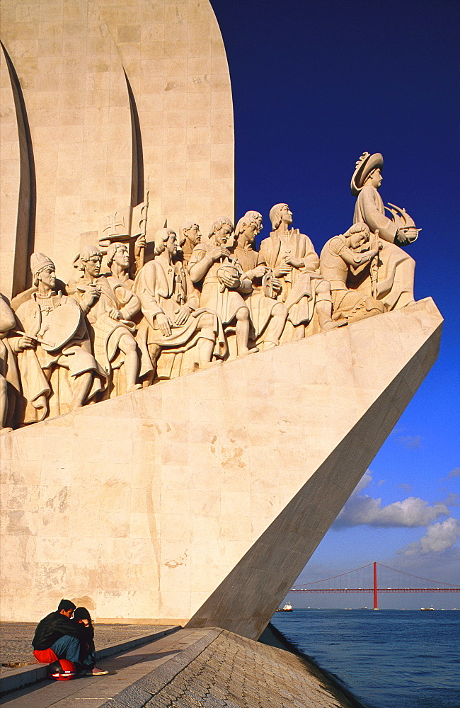 Monument to the Discoverers, Lisbon