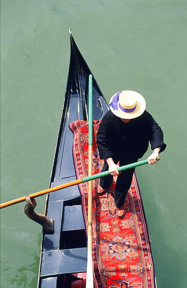 Gondolier, Venice - 701-68