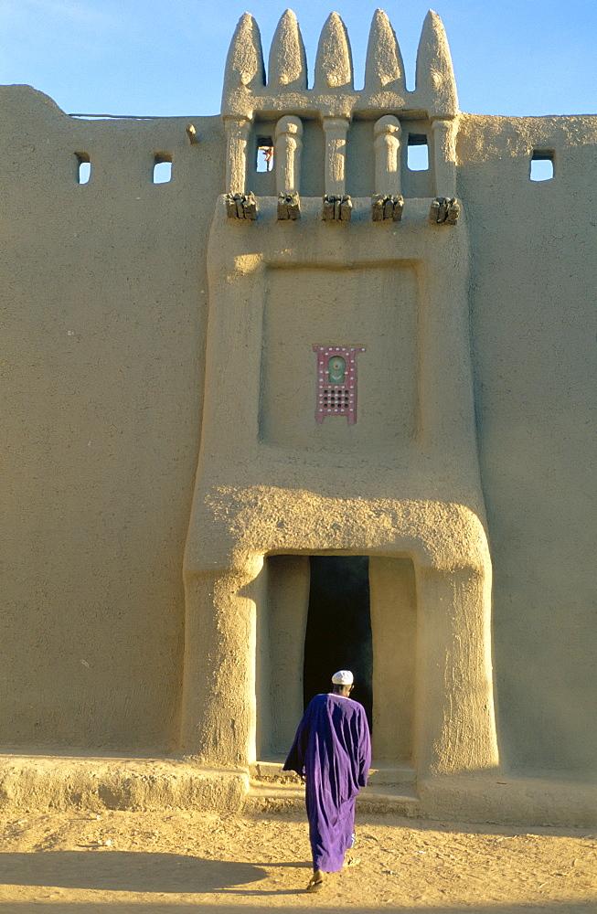 Maiga House, Toucouleur style, Djenne, Mali