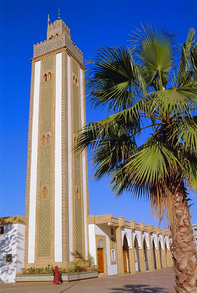 Loubnane Mosque, Agadir, Morocco, North Africa