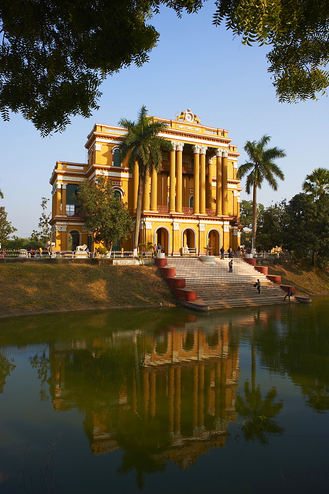 Katgola Palace, Murshidabad, former capital of Bengal, West Bengal, India, Asia