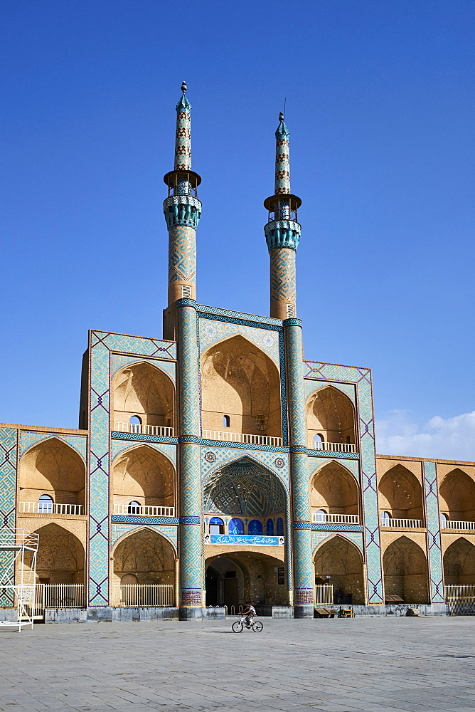 Amir Chakhmaq Mosque, Yazd, Yazd Province, Iran, Middle East - 712-2843