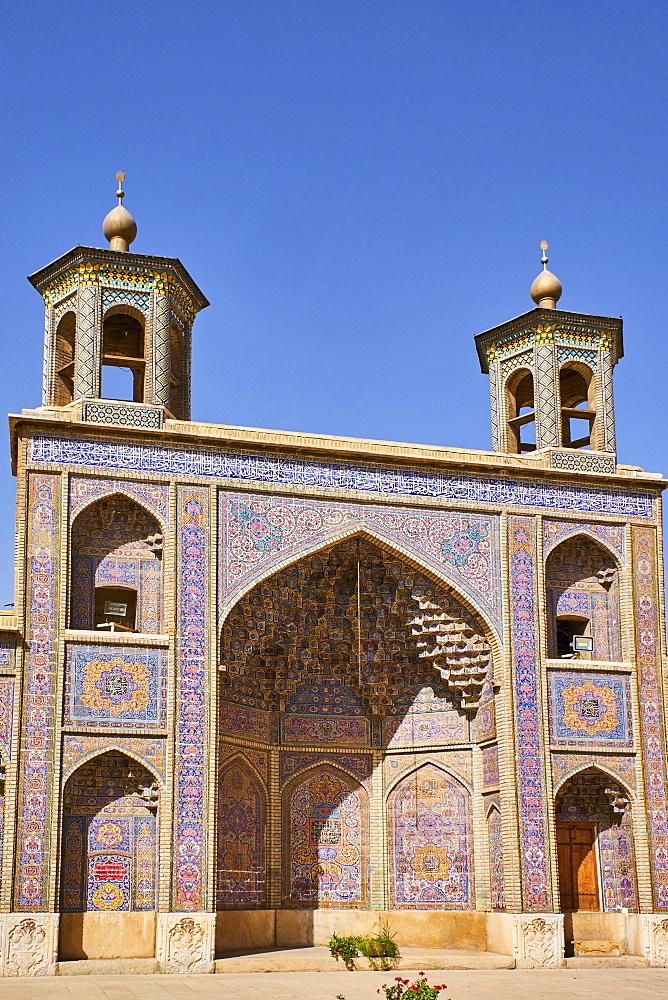 Nasir al Molk Mosque, Shiraz, Fars Province, Iran, Middle East - 712-2858
