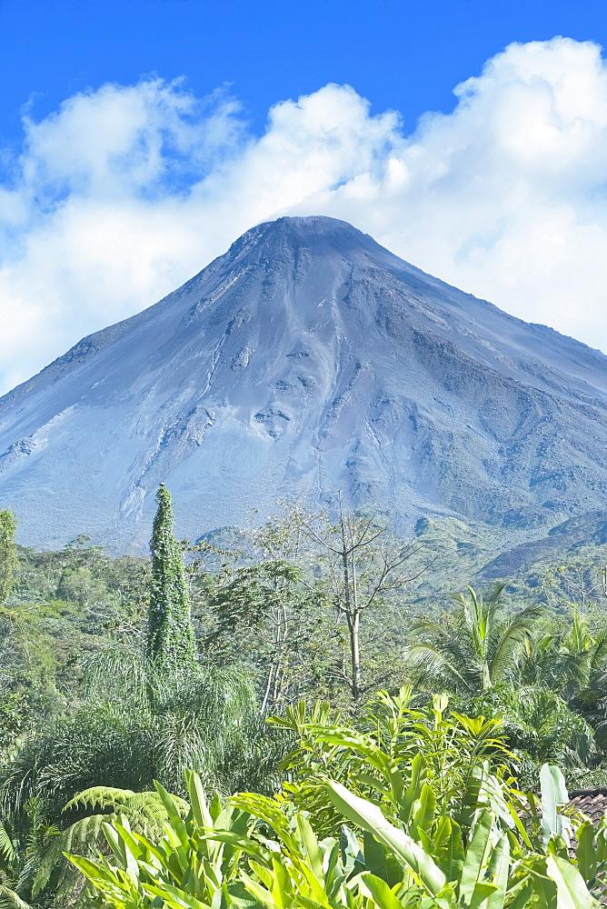 Arenal volcano, La Fortuna, Costa Rica, Central America - 718-1692