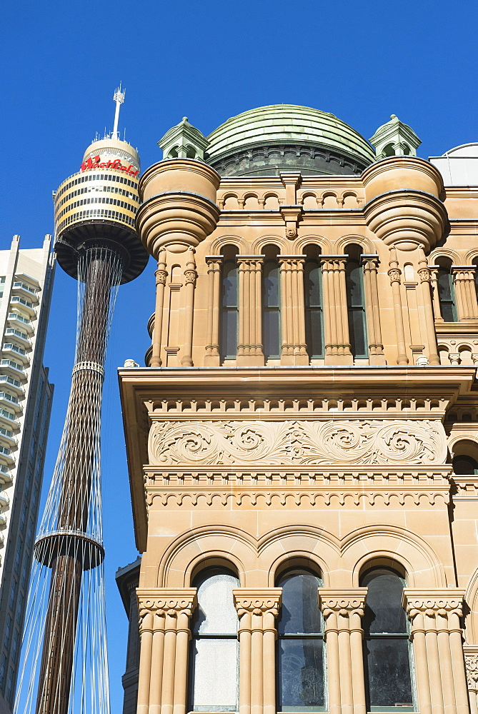 Sydney Tower, Sydney, New South Wales, Australia, Pacific
