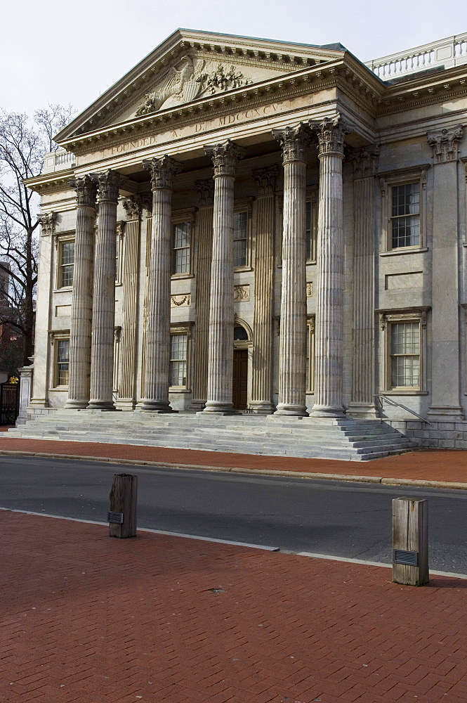 First Bank of the United States, Philadelphia, Pennsylvania, United States of America, North America