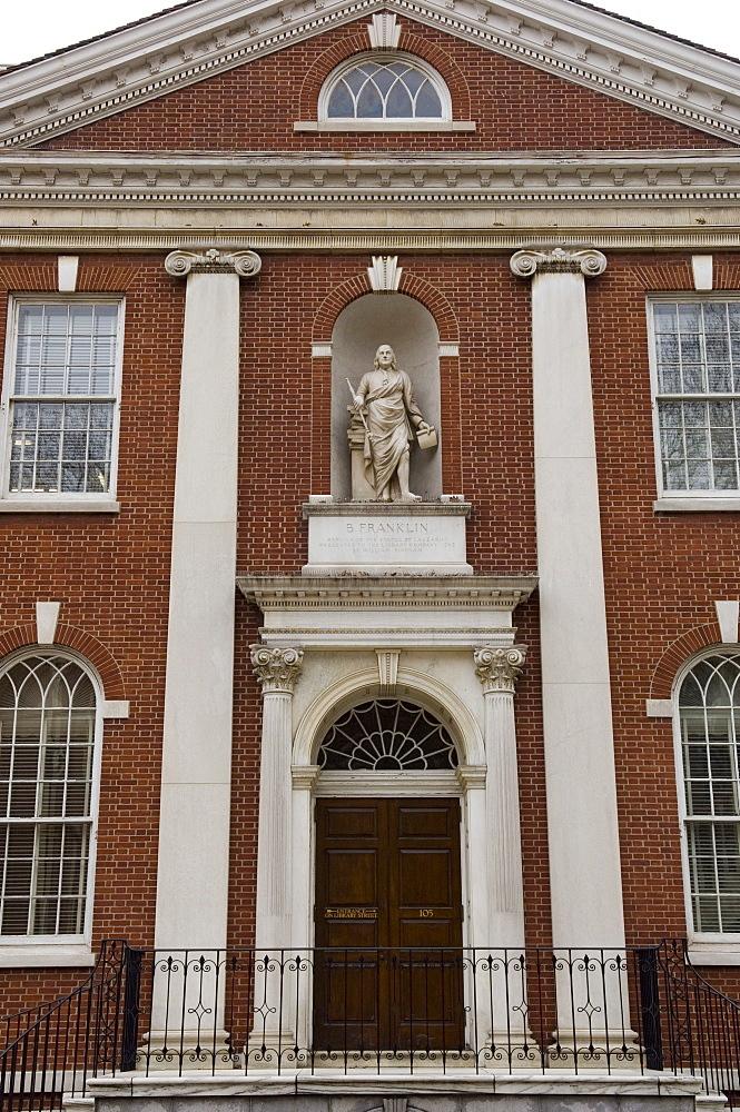 Library Hall, Philadelphia, Pennsylvania, United States of America, North America