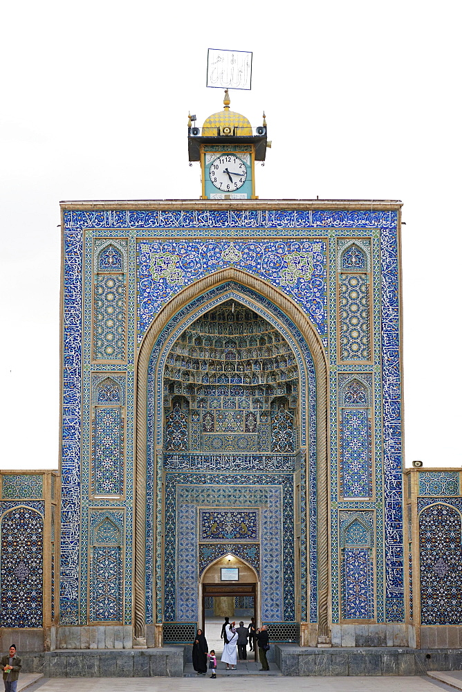 Jame Mosque (Friday Mosque), Kerman city, Province of Kerman, Iran, Middle East