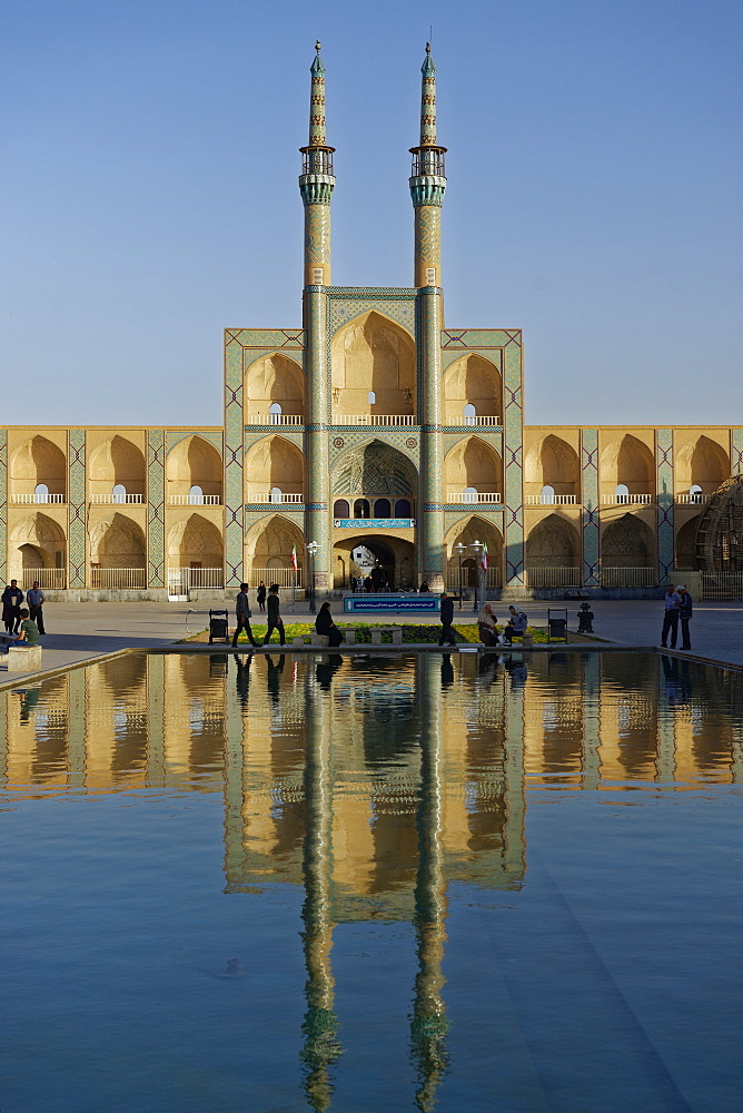 Amir Chakhmaq Complex, Yazd city, Iran, Middle East - 724-2583