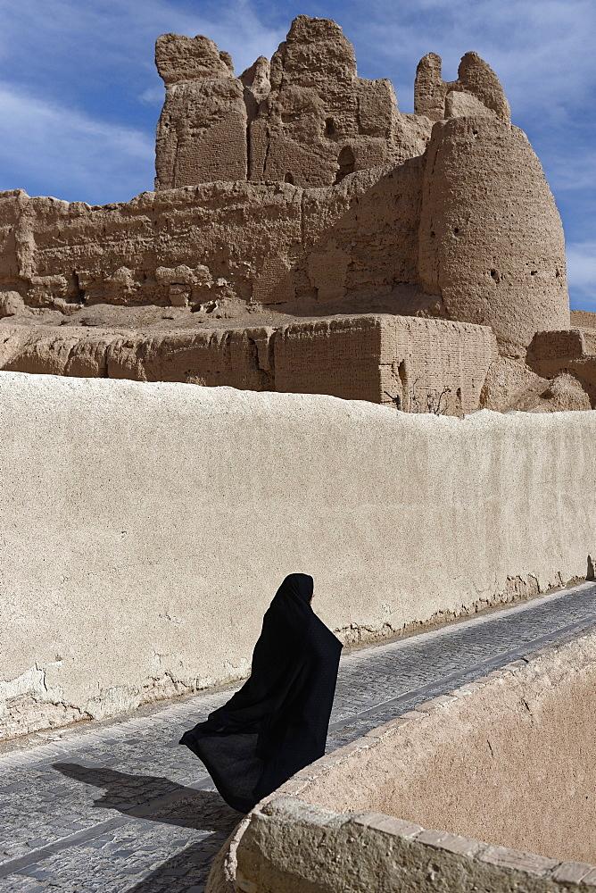 Narenj citadel, Nain city, Isfahan Province, Iran, Middle East - 724-2600