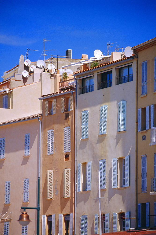 St. Tropez, Cote d'Azur, France *** Local Caption ***