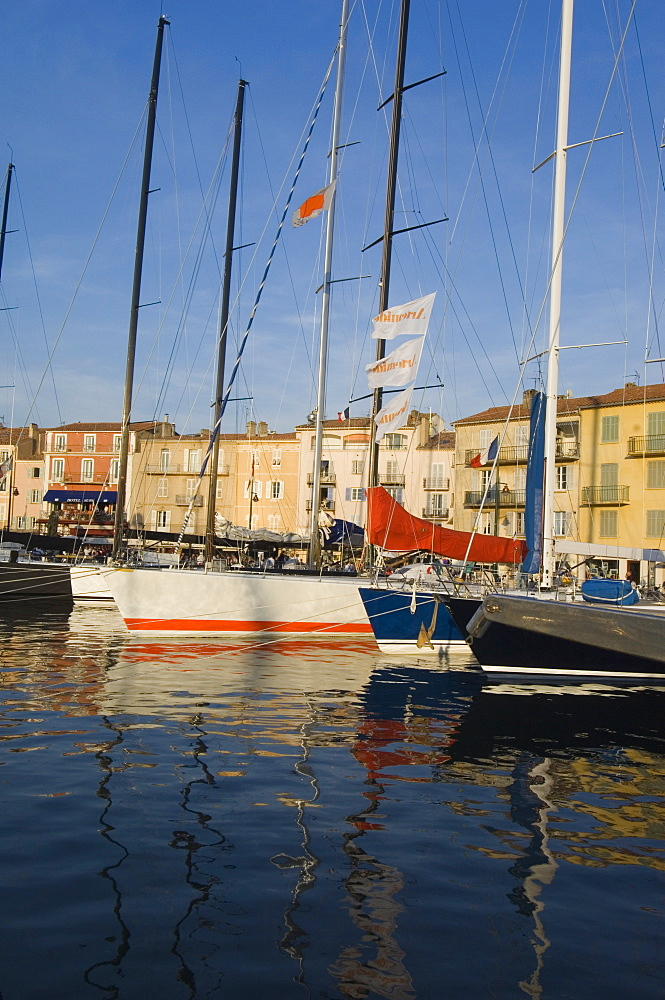 Waterfront, St Tropez, France