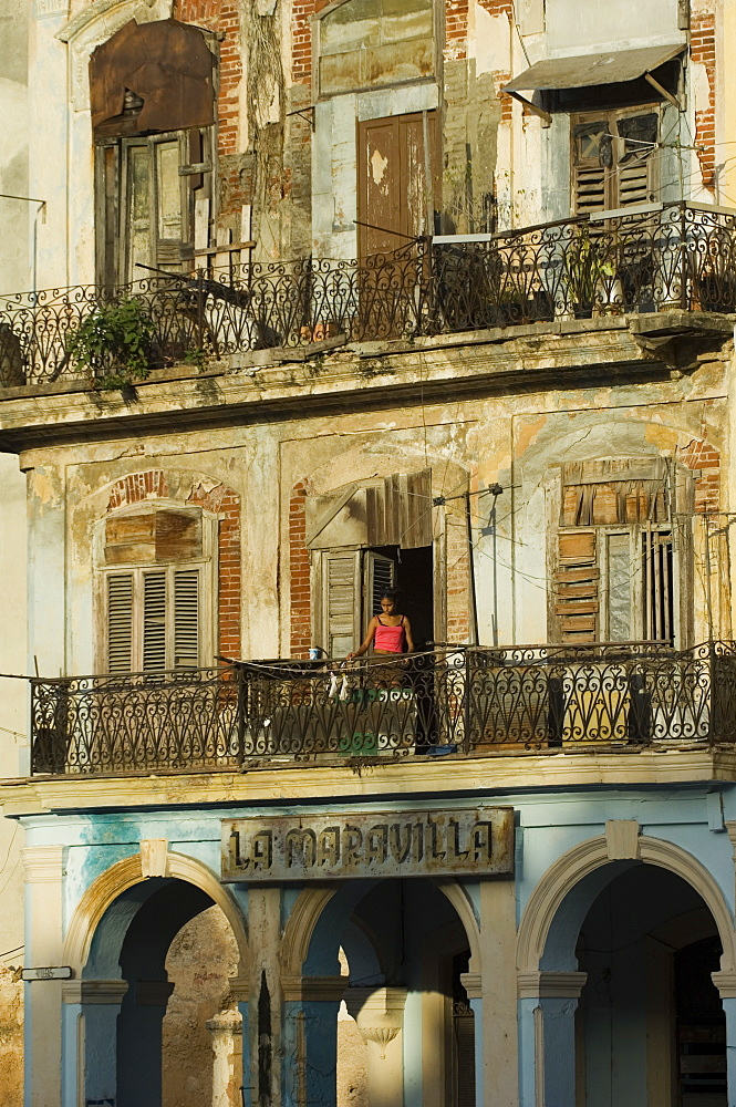 Over the rooftops, Havana, Cuba