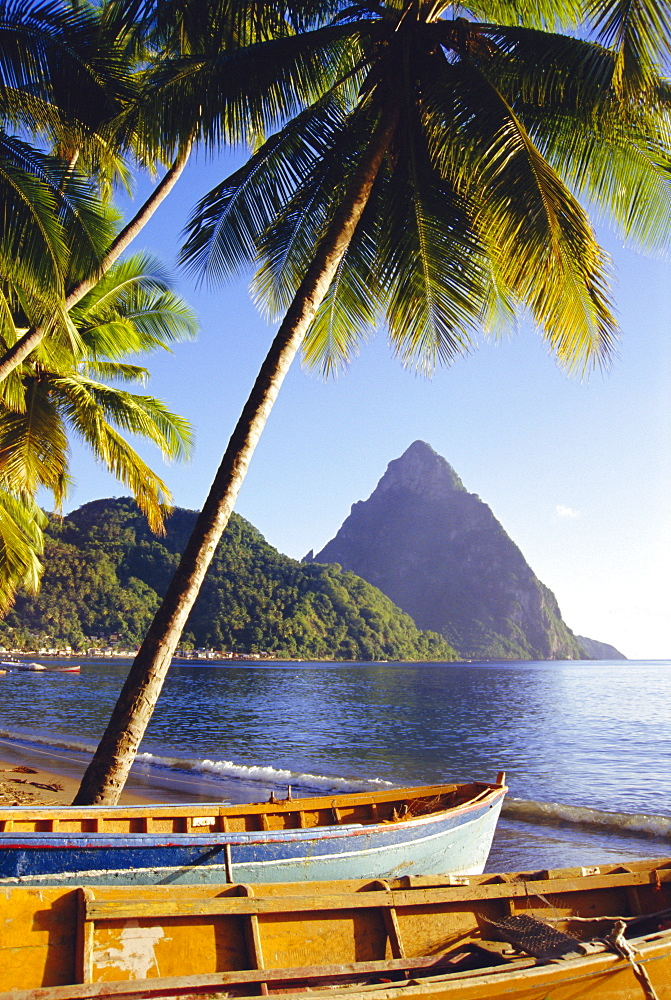 The Pitons, St Lucia - 728-437